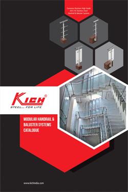 Modular Handrail and Baluster System Catalog